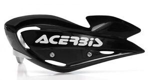 Handschutz Moto-Cross Acerbis Aluminium Uniko Atv Quad Enduro Schwarz Universal