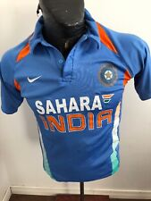 MENS Medium Nike Cricket Jersey Board of Control for Cricket of India