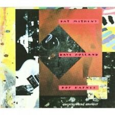 PAT METHENY/DAVE HOLLAND - QUESTION AND ANSWER  CD 9 TRACKS MAINSTREAM JAZZ NEW!