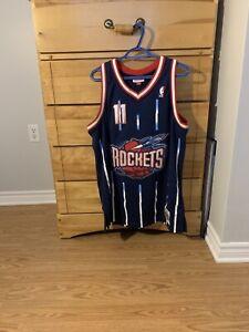 Yao Ming Houston Rockets size L NBA Jersey
