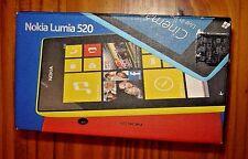 NOKIA LUMIA Black Smartphone: 2 Batteries 32GB 3 cases Screen Protectors & more!