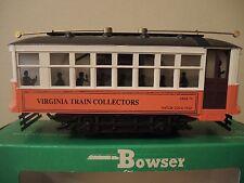 Bowser Birney Trolley 551-50004 Virginia Train Collectors