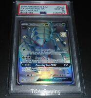 PSA 10 GEM MINT Golisopod GX SV48/SV94 SM Hidden Fates SHINY HOLO Pokemon Card