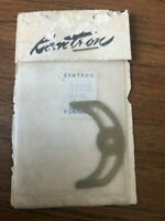 NOS Vintage Kemtron Slot Car 1603K Guide Plates RARE! NEW IN BLISTER PACK
