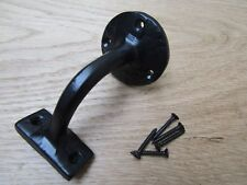 Solido Ghisa Vintage Corrimano Scale Supporto Staffa Bannister Rod Handrail