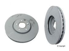 Genuine Disc Brake Rotor fits 2000-2004 Mercedes-Benz E430 SLK32 AMG  MFG NUMBER