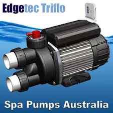 Spa Pump Edgetec Triflo Spa-Key 1.0 HP Model 6102