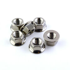 Honda CRF250R 15+ Stainless Rear Sprocket Nut Kit