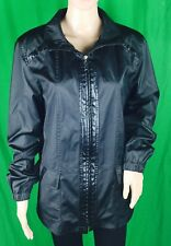 Giacca Gallery Company Basic Spring Jacket With Front Zipper Size Medium Pre Own