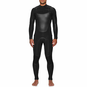 Quiksilver 4/3 Msess Mens Wetsuit - Black All Sizes