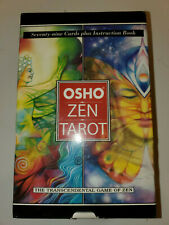 OSHO ZEN TAROT The Transcendental Game of Zen Box, 79 Cards & Booklet