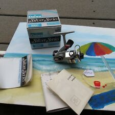 Daiwa 500c Silver series trout fishing reel made in Japan (lot#11963)