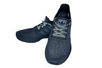 Adidas Mens / Womens Swift Run Charcoal Running Trainers  EE6260 Size UK 7