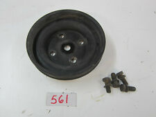 85 86 87 88 Pontiac Fiero 2.8 V6 Engine Crankshaft Pulley