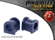 Lotus Elise Powerflex Black Front Anti Roll Bar Bushes 19mm PFF34-203-19BLK