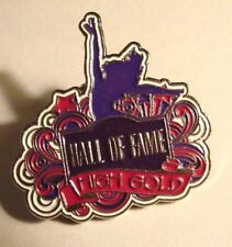 High Gold Dance Lapel Pin - Hall Of Fame Dancer Choreographer Contest Badge Pin