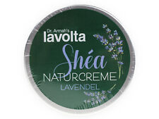 (17,77€/100ml) LaVolta Shéa Naturcreme Lavendel 225ml - Sonderedition