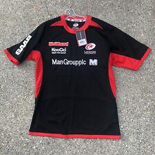 Saracens New Mens Medium Rugby Jersey Shirt Man Groupplc Genuine Tags