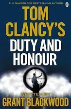 Tom Clancy's Duty and Honour by Grant Blackwood (Paperback, 2017)
