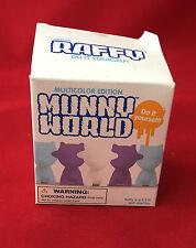 """KIDROBOT MUNNY WORLD 2.5"""" FIGURE - RAFFY - BIRTHDAY PARTY TOY FILLER GIFT"""