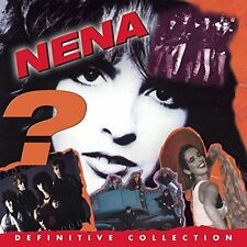 Nena Definitive collection-Best of the best (2003) [CD]