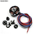 Sunnysky X4110S 340KV 400KV 460KV 580KV 680KV High Efficiency Brushless Motor