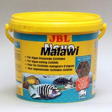 2 Pièces JBL Novo Malawi, X 2 5,5 L Paquet, pour Algenfressende Cichlidés