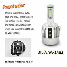 2010 2011 2012 Mercedes Benz SPRINTER 2500 H7 LED Bulbs Headlight Low Beam LAG2