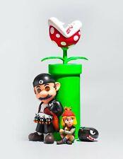 【In-Stock】 Fools Paradise Super Professional 2 Mario Designer Vinyl Authentic