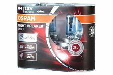 Osram H4 64193 NBL Night Breaker Laser Halogen Lampen Duo-Box (2 Stück)