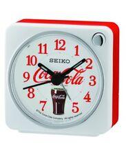 Seiko x  Coca Cola Quartz Alarm Clock QHE905W