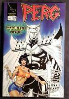 1993 PERG #1 1st Appearance Lightning Comic NM vtg 90s Glow in Dark Cover vtg