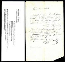 CAIROLI, Benedetto - Garibaldino, rifugiato politico, cospiratore anti-austriaco