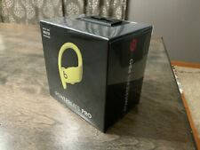 Beats Powerbeats Pro In-Ear Wireless Headphones (Spring Yellow) NEW + FREE SHIP