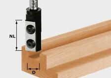 Festool Wendeplatten-Nutfräser HW Schaft 8 mm HW D16/30 S8   492716
