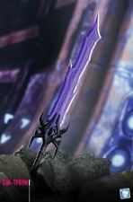 New DR. Wu DW-TP09 Tyrant Sword Purple for Transformers Prime Megatron In Stock