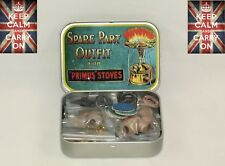 PRIMUS STOVE OPTIMUS STOVE SPARES SERVICE KIT SEALS AND WASHERS ALL IN A TIN BOX