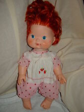 Strawberry Shortcake Baby Doll American Greetings  Corp. 1982 Kenner