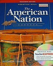 American Nation Hardcover James West Davidson