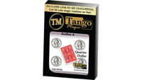 Autho 4 Quarter (Gimmicks and Online Instructions) (D0181) by Tango - Magic