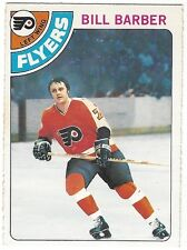 1978-79 OPC HOCKEY #176 BILL BARBER - VERY GOOD+