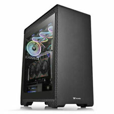 Thermaltake S500 Tempered Glass (TG) Window Mid Tower Case, CA-1O3-00M1WN-00