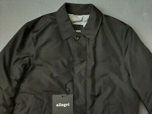 Allegri men's down padded long jacket - Made in Italy, Fitted RRP £1000