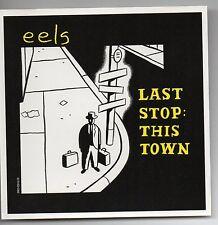 Eels - Last Stop This Town - Promo DJ CD Jewel Case - 3 Tracks - PRO CD 5112