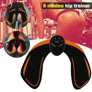 Hip Muscle Trainer Buttock Lift Bum Push Up Butt Stimulator Enhance Toner UK New