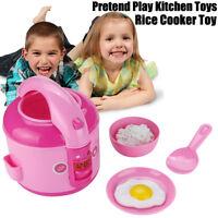 elektrischen Reiskocher vorgeben Spielküche Spielzeug Gerät Spielzeug für Kind E
