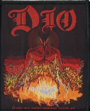 Dio ' Last In Line ' Woven Patch