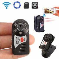 Full HD Night Vision Camcorder WIFI Wireless Web IP P2P Hidden Mini Camera