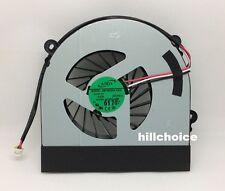 Genuine CPU Fan For Clevo W350 W350E Laptop AB7905HX-DE3 W370ET 6-31-W370S-101