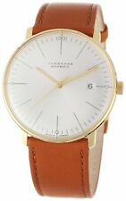 Junghans Mens Max Bill Automatic Watch 027/7700.04 NEW